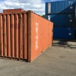 used 20feet container