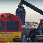 中国-ヨーロッパ間 コンテナ貨物鉄道輸送