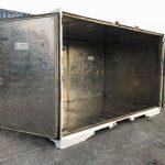 全国配送 12ft 保冷コンテナ 中古 DAX LLC
