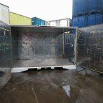 中古 12フィート 保冷コンテナ 販売 DAX LLC