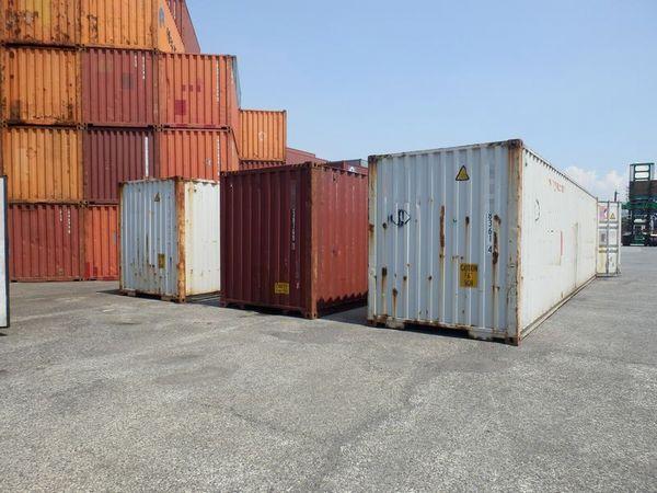 SOC 輸出用海上コンテナ 40フィート ハイキューブ