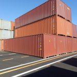 SOC 輸出用コンテナ 40フィート 販売